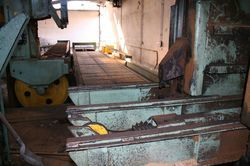 Ligne de Sciage 1400 Chariot 3 griffes MIDA