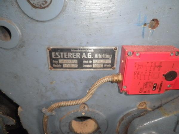 Déligneuse Esterer DKV 800