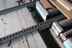 Lot de 2 Trains de rouleaux